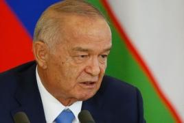 Uzbekistan preparing to bury President Islam Karimov