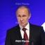 Путин назвал вопрос о принадлежности Крыма «исторически» закрытым