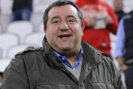 Mino Raiola earned £7 mln in Mkhitaryan's transfer to Man United