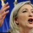Le Pen pledges French referendum on EU if elected president