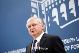 Armenia wants visa liberalization talks with EU