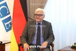 Штайнмайер: Германия не может представить себе мирную Сирию во главе с Асадом