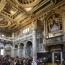 Renaissance artist Paolo Veronese's 16th century organ loft restored