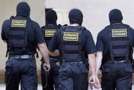 По подозрению в связях с террористами задержан гражданин Казахстана