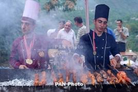 Известный фуд-фотограф Александр Сляднев готовит книгу-гид об Армении