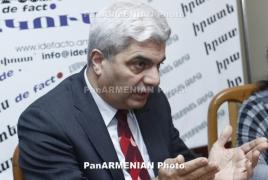 МИД Армении ожидает от российских властей объяснений по вопросу депортации политолога Григоряна
