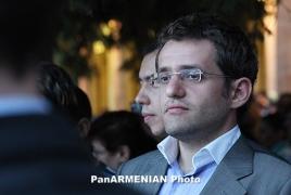 Армянский гроссмейстер Левон Аронян сыграет в турнире памяти Михаила Таля