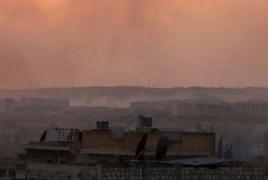 Турецкие власти предложили ввести 48-часовое перемирие в сирийском Алеппо