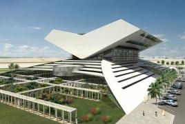 В Дубае построят библиотеку в форме открытой книги стоимостью $272 млн
