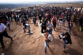 Около 6.6 млн сирийцев вынужденно покинули своии дома в результате вооруженного конфликта