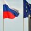 EU ambassadors agree to prolong sanctions against Russia