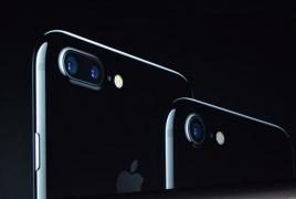 Компания Apple представила iPhone с двумя камерами