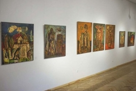 В Киеве открылась выставка армянского художника Вагана Ананяна