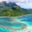 Bora Bora, the center of romantic universe