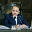 Armenian Prime Minister Hovik Abrahamyan resigns