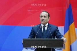 Овик Абраамян обосновал свое решение об уходе с поста премьер-министра