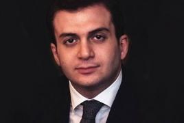 Генри Сардарян назначен директором Международного института управления МГИМО