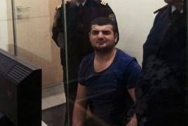 Представители МККК навестили армянского военнопленного в Баку