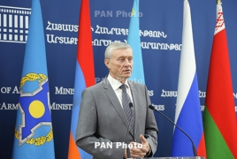 Генсек ОДКБ: Проблемы на границе Киргизии и Узбекистана должны решаться политико-дипломатическими методами