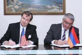 Армения и США углубляют сотрудничество в борьбе с незаконным оборотом радиоактивных веществ