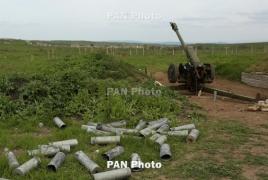 Министры обороны Азербайджана и Великобритании обсудили урегулирование конфликта в Карабахе