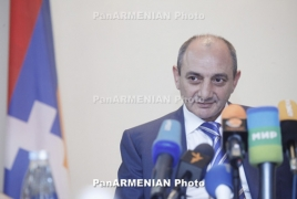 Le Figaro: Президент Карабаха своим образом спартанца внушает доверие народу