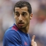 Henrikh Mhkitaryan excluded from Manchester United's next big match