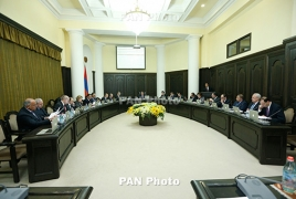 Armenians want Foreign, Transport, Culture Ministers out: poll