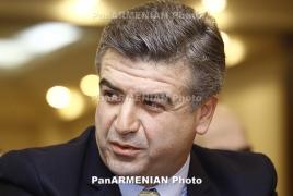 Депутат: Карапетяну предоставлена свобода в вопросе формирования кабмина Армении