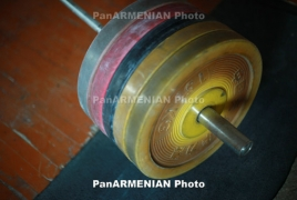 Armenian lifters win gold, bronze at European Youth Championships