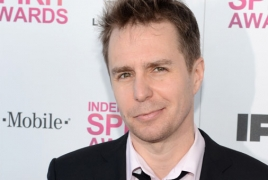 """Sam Rockwell joins Jessica Chastain's """"Woman Walks Ahead"""""""
