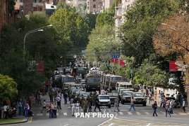 Armenia to display Smerch systems at Independence Day parade