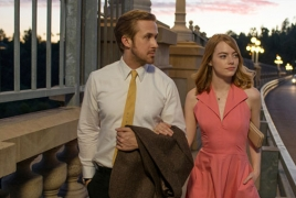 """La La Land"" tipped for Oscars glory after win at Toronto Fest"