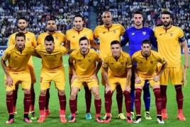 Испанская «Севилья» вышла на поле без испанцев