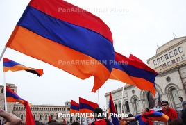 Obama, Putin, Hollande congratulate Armenia on Independence Day