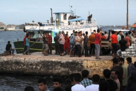 Hundreds feared dead after migrant boat capsizes off Egypt