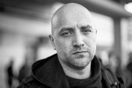Съемки фильма «Гайлер» с известным писателем Захаром Прилепиным пройдут в Армении