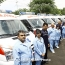 ՀՀ շտապ բուժօգնության ավտոպարկը կնորացվի