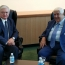 Armenian, Syrian Foreign Ministers talk Middle East crisis in NYC
