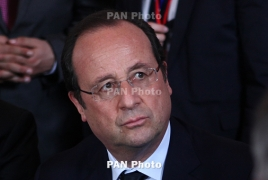 Hollande: Calais migrants to be dispersed across France