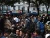 EU leaders discuss ways to solve refugee crisis