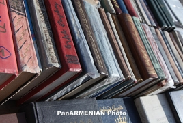 В Ереване назвали «Ноя» фестиваля «Литературный ковчег-2016»