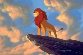 Disney начал работу над ремейком мультфильма «Король Лев»