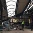 При крушении пригородного поезда в Нью-Джерси пострадали более 100 человек