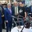 «Երևան Էքսպո»-ին նախագահին ներկայացվել են ռազմարդյունաբերության տեխնոլոգիաների ներդրման ընթացքը