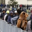 В Германию в 2015 году прибыло 890 тысяч беженцев