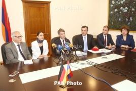Немецкий филармонический оркестр  Йена выступит с концертом в Ереване
