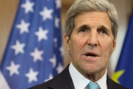 Kerry proposed using force to oust Syria's Assad, leaked audio says