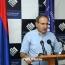 Пашинян назвал «тяжелым» поражение «Гражданского договора» на выборах в Гюмри и Ванадзоре