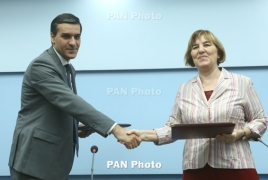 Офис омбудсмена РА и ЮНИСЕФ подписали меморандум о сотрудничестве в сфере защиты прав детей